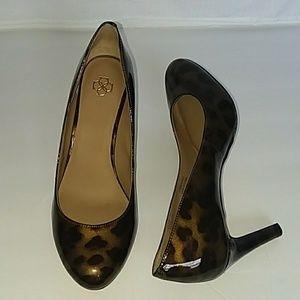 Ann Taylor high heel shoes